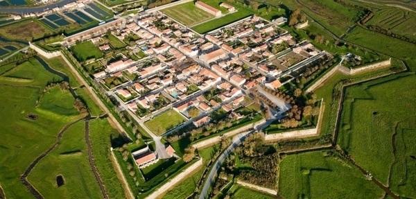 Cité fortifiée de Brouage