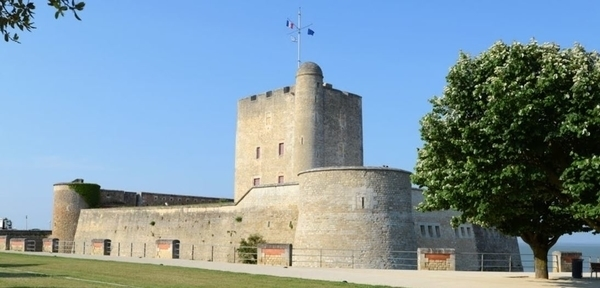 Le Fort Vauban de Fouras, et sa crypte