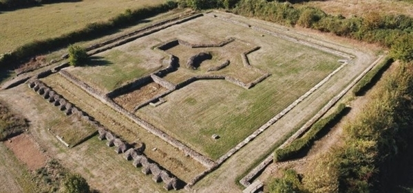 Site gallo-romain de Sanxay