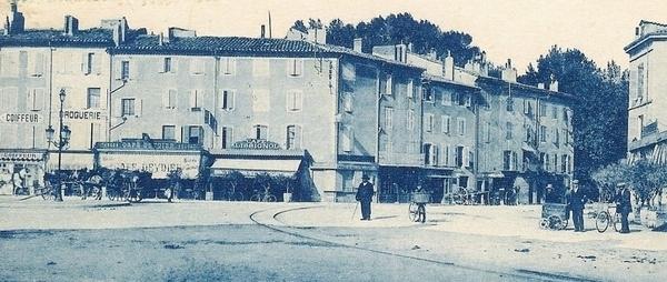 Centre ancien de Montélimar