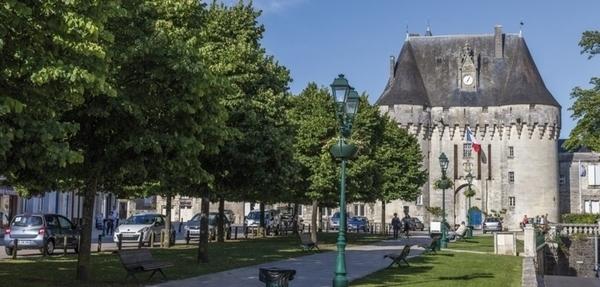 Coeur de ville de Jonzac