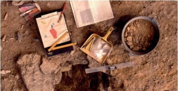 Atelier Bac à fouilles