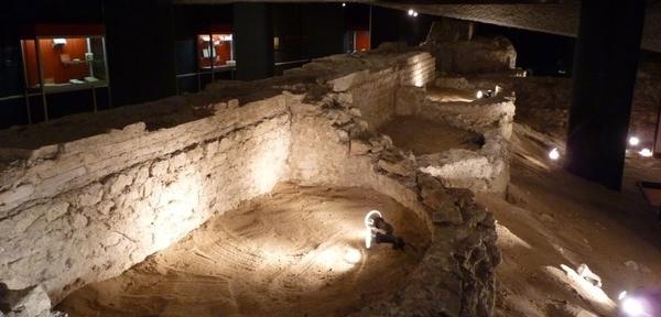 Crypte archéologique de Dax