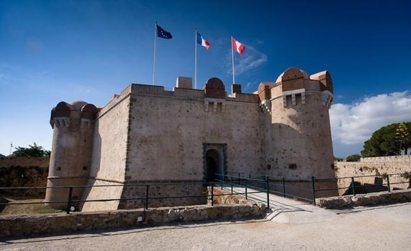 La Citadelle de Saint-Tropez et son musée