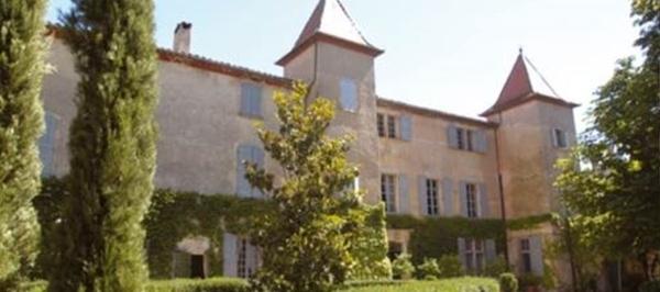 Château de Saint Jean du Gard