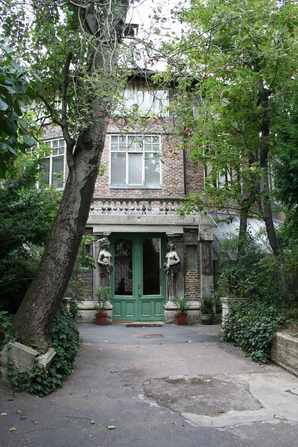 Cités d'artistes, jardins et cafés célèbres de Montparnasse