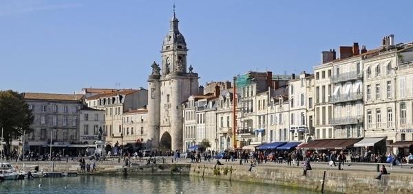La Rochelle à bicyclette