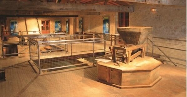 Moulin des Loges, la visite