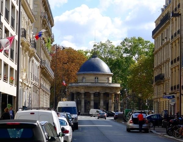 Hôtels et maisons d'artistes de la plaine Monceau