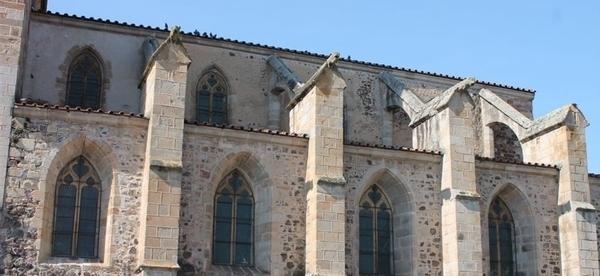 Abbatiale Saint-Sébastien de Manglieu