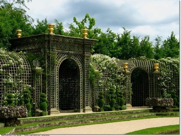Jardins et bosquets versailles s ances tarifs et - Jardin du chateau de versailles gratuit ...