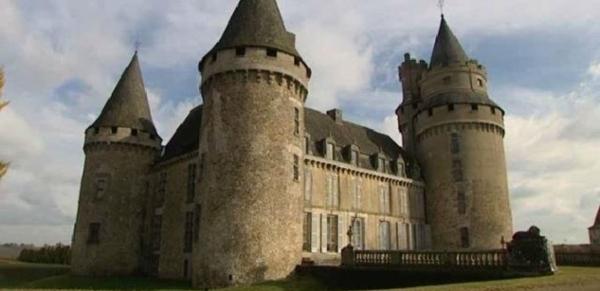 Château de Coussac-Bonneval