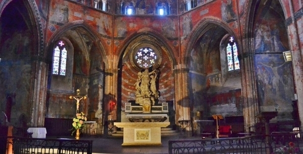 Rabastens et l'Église Notre-Dame du Bourg