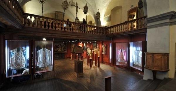 Musée d'art sacré de Le Monêtier-les-Bains