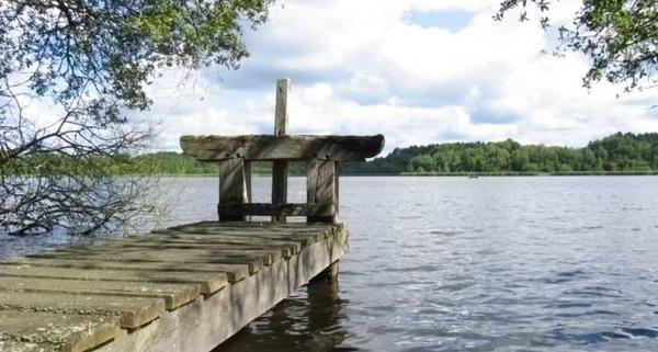 La maison des étangs de Sologne