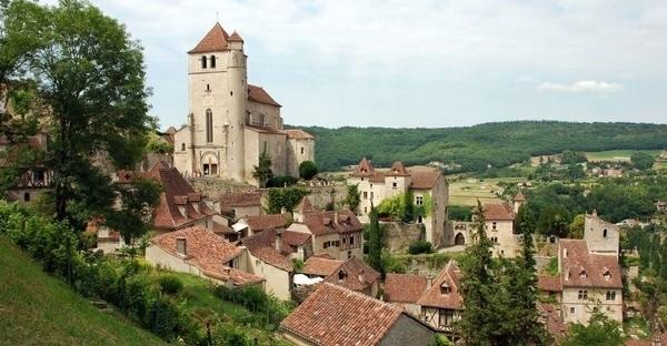 Saint-Cirq-Lapopie historique