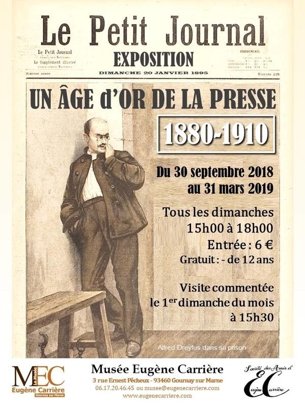 Un Âge d'Or de la Presse 1880-1910