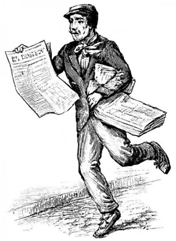 Un âge d'Or de la Presse 1880-1910, en visite-apéritif