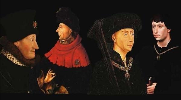 Les Ducs de Bourgogne expliqués aux enfants