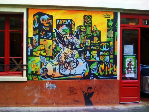 Le Street-Art expliqué aux enfants !