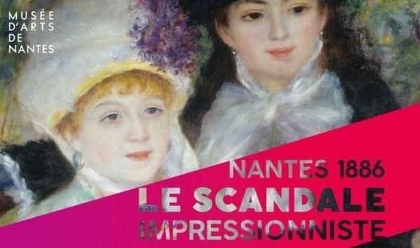Nantes, 1886: le scandale impressionniste