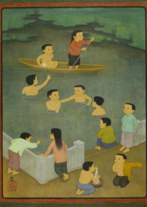 Vietnam, nouvelles acquisitions 2017 du musée Cernuschi