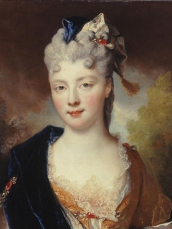 le portrait au XVIIIe siècle