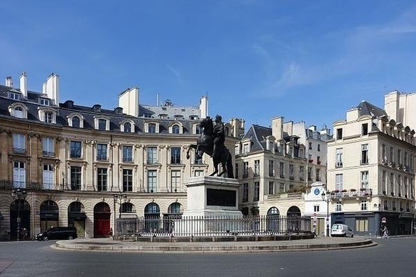 Le quartier du Palais Royal, de la place des Victoires aux demeures de la rue de Richelieu