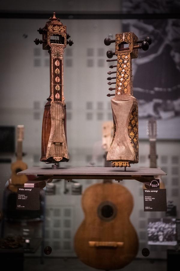À poil et à plume ! - Visite timbrée au Musée de la musique