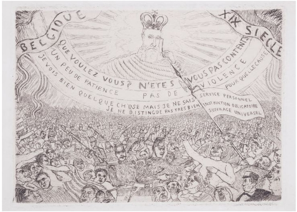 James Ensor & Alexander Kluge : Siècles noirs