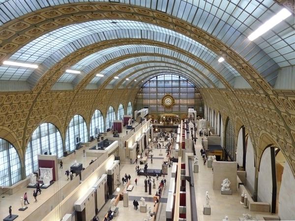 Jeu de piste au musée d'Orsay