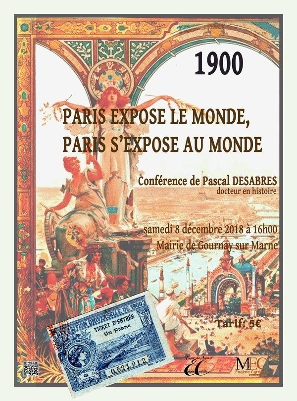 1900  Paris expose le monde, Paris s'expose au monde