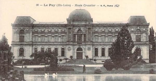 Musée Crozatier - Conférences