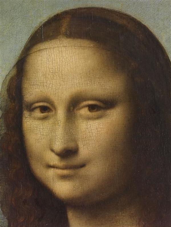 Ma première visite au Louvre
