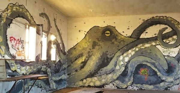 Le street art à Rennes