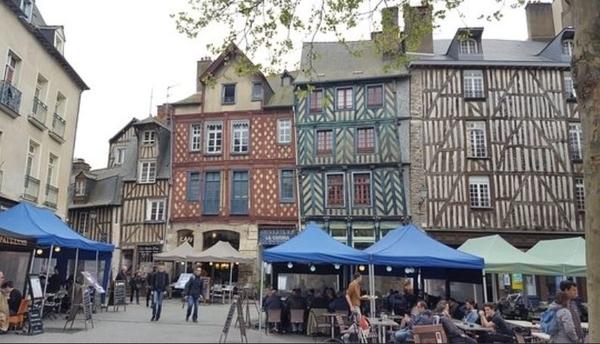 Visite du coeur historique de Rennes