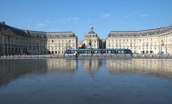 Bordeaux, la ville à pied