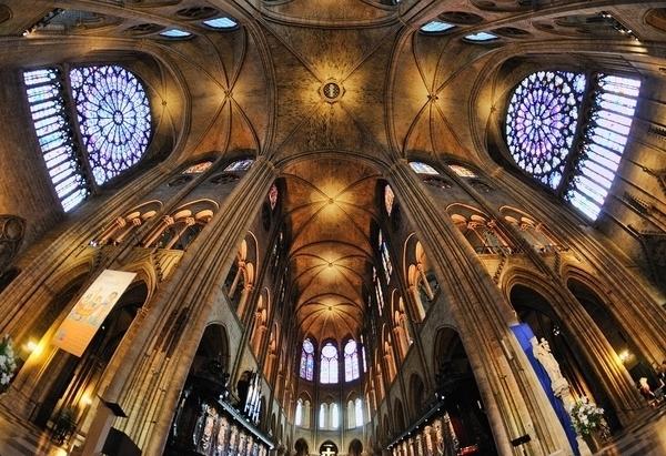 L'histoire de Paris en 5 Eglises