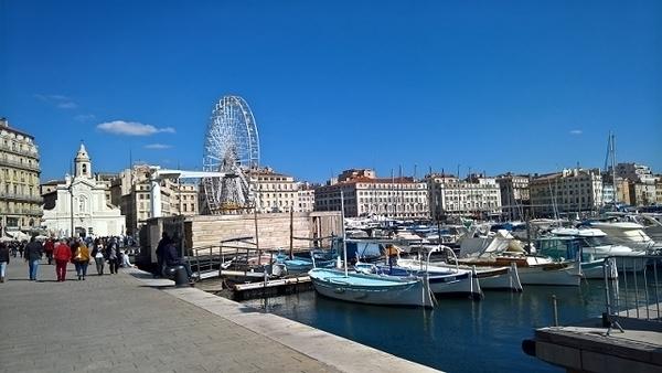 Visite panoramique autour du Vieux-Port