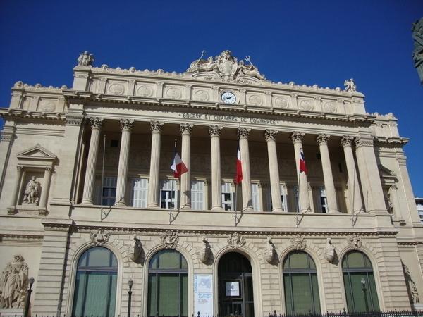 Marseille, ville de commerce et de culture