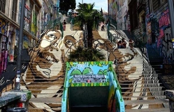 Le cours Julien ou la galerie de street art