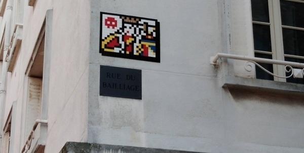 Le Street-Art à Versailles
