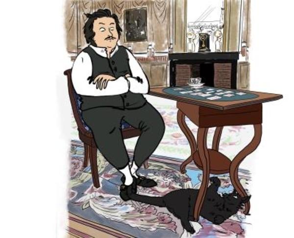 Mistigris et Monsieur de Balzac