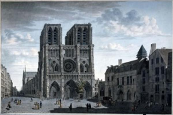 Visite de la Crypte archéologique et histoire de Notre-Dame
