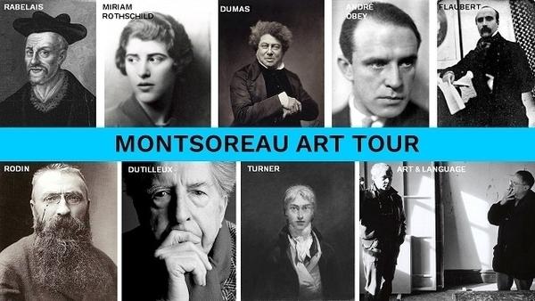Montsoreau Art Tour