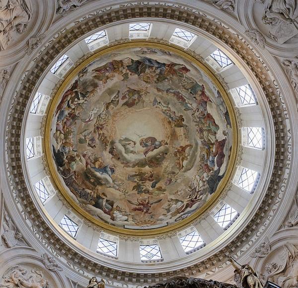 Le couvent du Val de Grâce