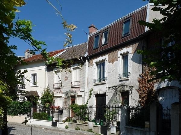 Le vieux village de Charonne
