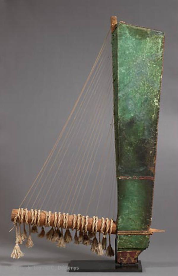 Ma petite collection du Louvre : fil et bois
