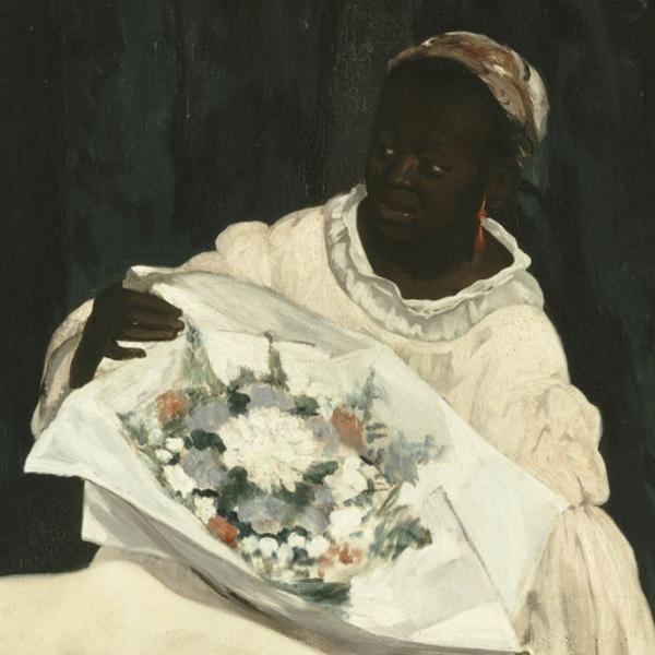 Le modèle noir de Géricault à Matisse (en LSF)