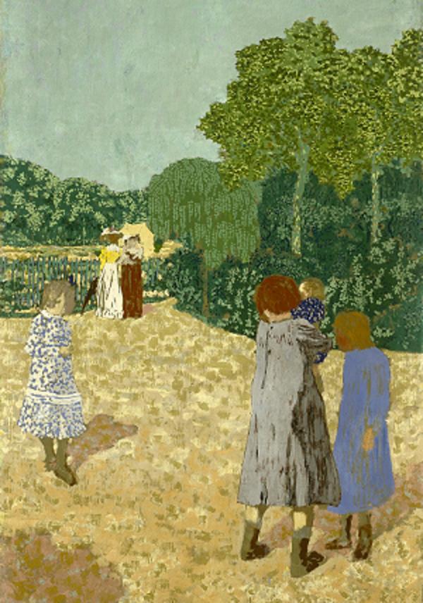 Les Nabis et le décor Bonnard, Vuillard, Maurice Denis…